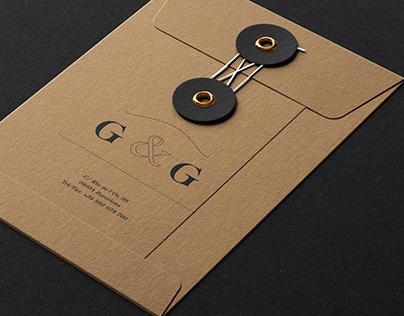 BRANDING DESIGN / G&G