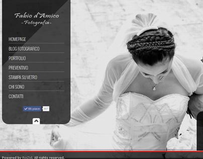 Fabio d'Amico - Fotografia - Fotografo di Matrimonio