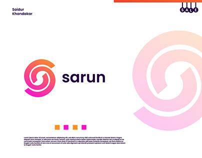 s modern logo
