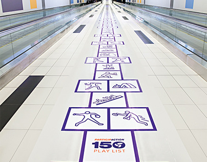 600 Foot Hopscotch