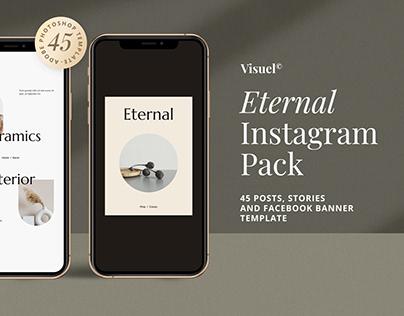 Eternal Instagram Template