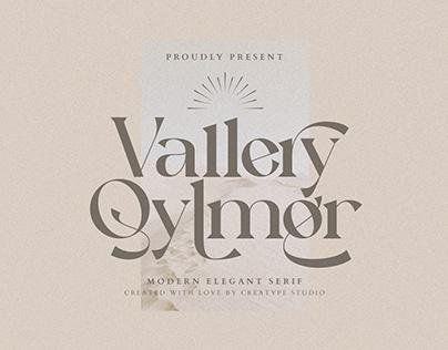 VALLERY QYLMOR MODERN ELEGANT SERIF - FREE FONT