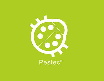 Pestec App Design