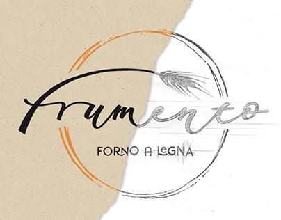 Frumento Forno a Legna - Logo Identity