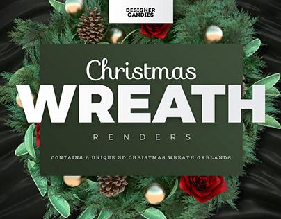 Christmas Wreath PNGs