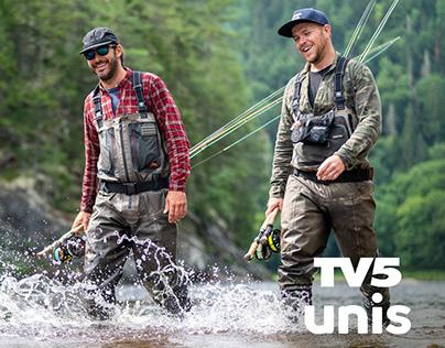 TV5 - Unis Québec-Canada