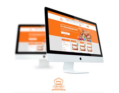 Web Design site Furniture