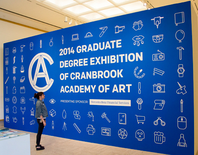 2014 Graduate Degree Exhibition