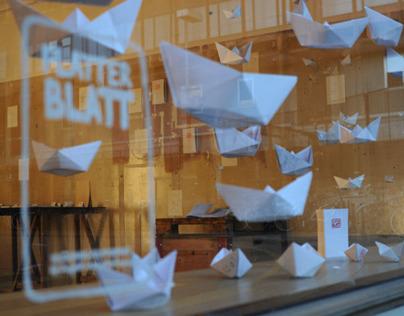 Boutique Sans Titre - popup art & design shop in Basel