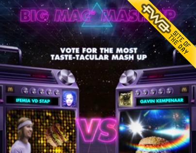 Macdonalds - BigMac Mashup