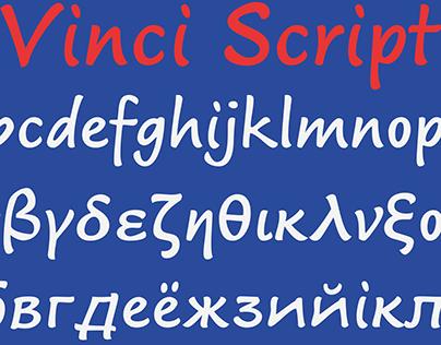 Vinci Script