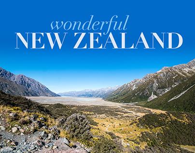 Wonderful New Zealand