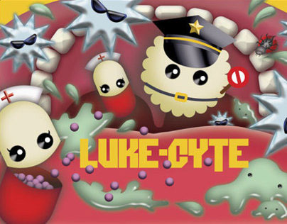 Leukocyte x Germ Game for iPhone / iPad