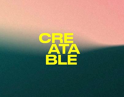 Creatable rebrand