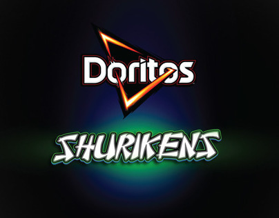 Doritos Shurikens