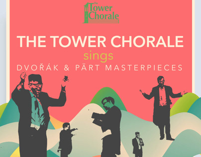 The Tower Chorale Poster Concepts