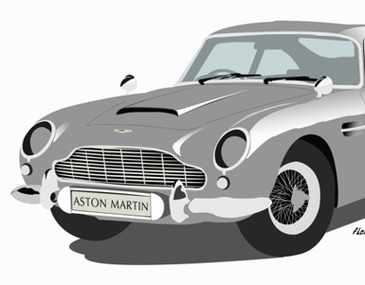 Aston Martin Project - (Flat Car Design)