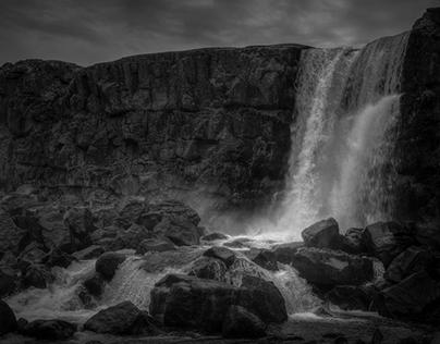 Iceland :: Þingvellir