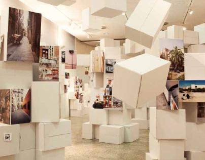 Photographic Exhibition 41°N 2°E, Köln & Barcelona