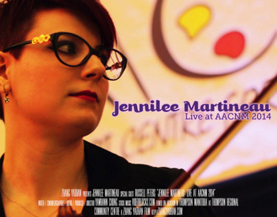 Jennilee Martineau: Live at AACNM 2014