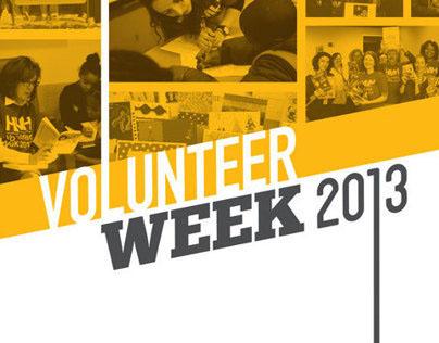 Volunteer Week Campaign