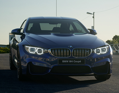 BMW M4 CGI