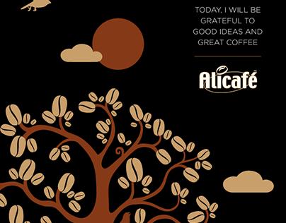 Alicafe Social Media