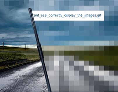 VOLKSWAGEN - Blocked images