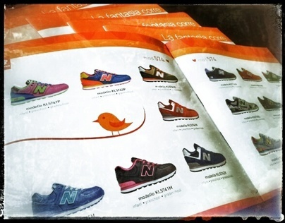 New Balance Kids: La fantasia corre.