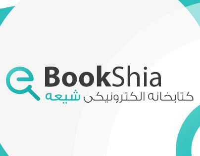 eBookShia - Digital Library Web Site