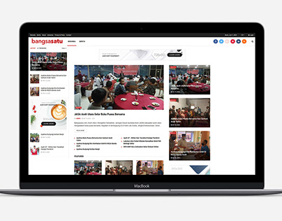 Web Design for Website News