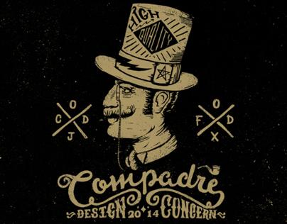 Compadre Design - Logo