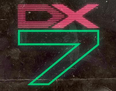 YAMAHA DX7 POSTER
