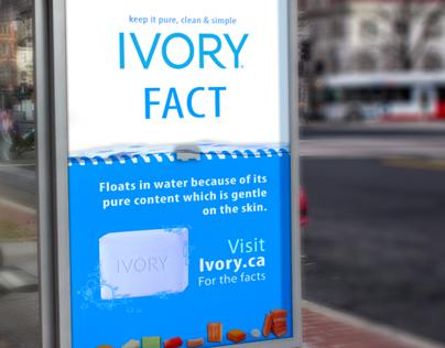 Ivory Concept Advertisement