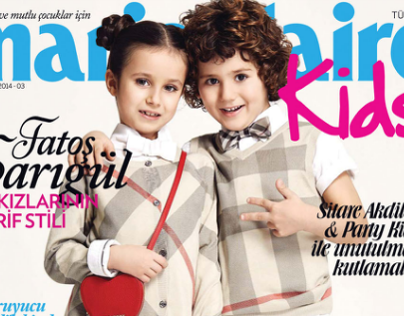 SS14 Marie Claire Kids