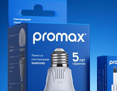 Promax — Branddevelopment