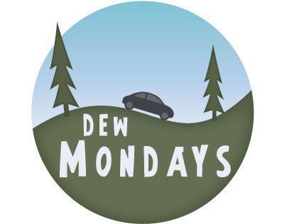 "Kinect Hand Gesture Game: ""Dew Mondays"""
