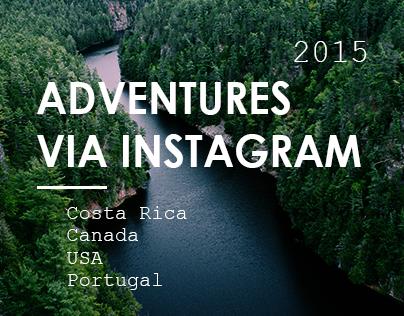 Adventures via Instagram | 2015