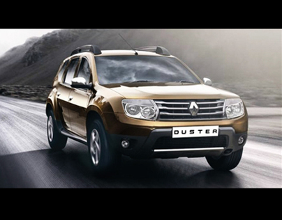 LAUNCH Renault Duster