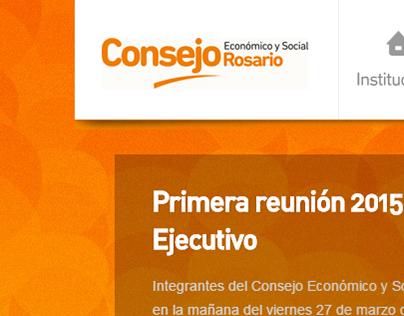 Consejo Rosario 2015