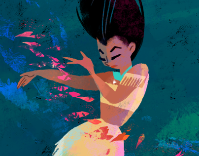 Disney Princess Paintings