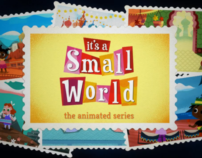 It's A Small World The Animated Series