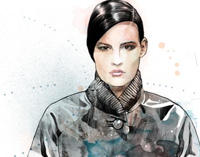 Fashion Illustration_Harper´s Bazaar