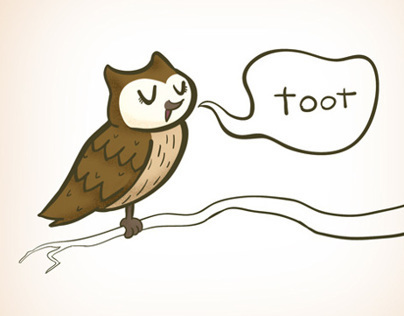 Toot Illustration
