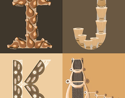 36 Days Of Type - Musical Instruments