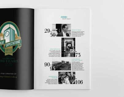 Rafflesian Times Issue 1