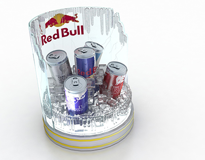 Red Bull Can Cradle