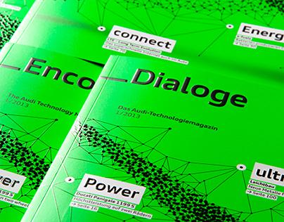 Dialoge – Das Audi-Technologiemagazin 2013/1