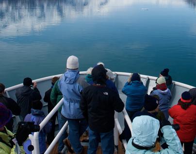 Registration Microsite for the Alaska Cruise