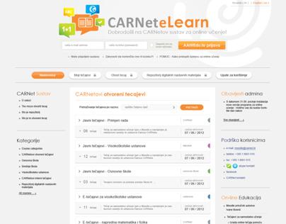e-learning MOODLE LMS
